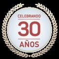 Logo30años_conamat